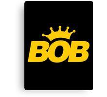 King Bob Canvas Print