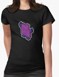 Err The Mooninite  Womens Fitted T-Shirt