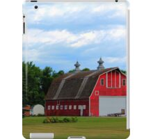 Two Cupola Barn iPad Case/Skin