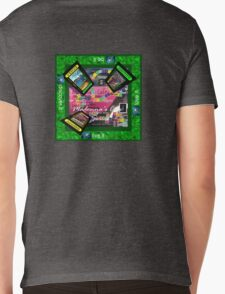 ETHOS - the game - MADONNA'S Mens V-Neck T-Shirt