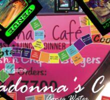 ETHOS - the game - MADONNA'S Sticker