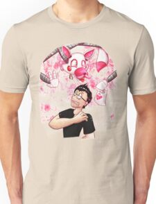 markiplier fan! - FNAF 2 Unisex T-Shirt