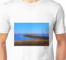 Devils Lake, North Dakota USA Unisex T-Shirt