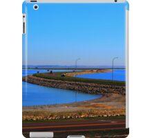 Devils Lake, North Dakota USA iPad Case/Skin