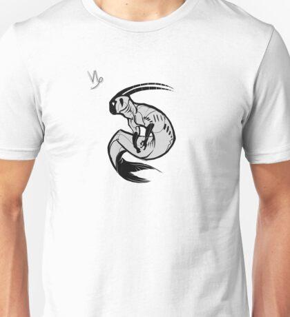 DoubleZodiac - Capricorn Monkey Unisex T-Shirt