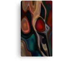 Wistful Eye Canvas Print