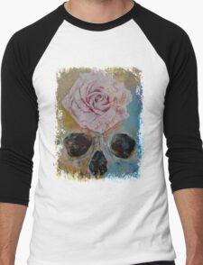 Rose Men's Baseball ¾ T-Shirt