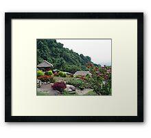 Chiang Mai 3 Framed Print