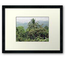 Chiang Mai 5 Framed Print