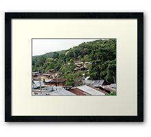 Chiang Mai 8 Framed Print