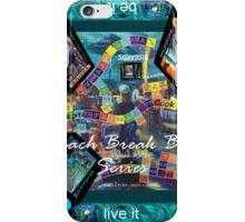 ETHOS - the game - Beach Break Bar iPhone Case/Skin