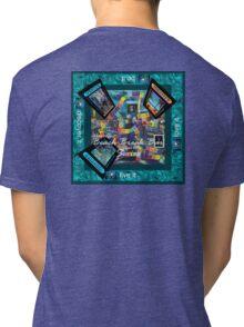 ETHOS - the game - Beach Break Bar Tri-blend T-Shirt