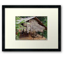 Chiang Mai 15a Framed Print