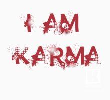 """""""i  am KARMA"""" by KARMA TEES  karma view photography"""