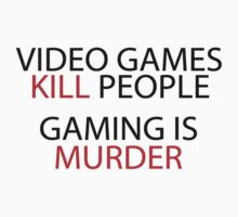 Video games KILL people by videogameskill