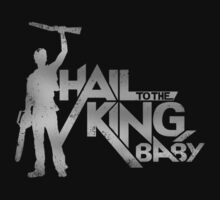 Evil Dead - Hail To The King [Dark] by drewreimer