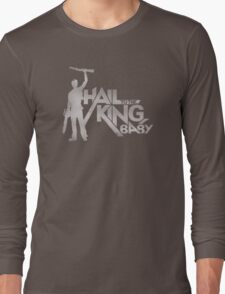 Evil Dead - Hail To The King [Dark] Long Sleeve T-Shirt