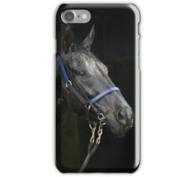 God's Shadow - Australian Racehorse iPhone Case/Skin