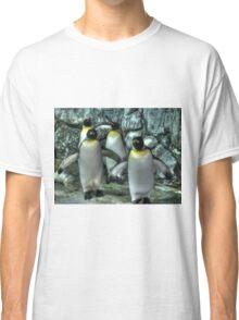 Four Penguins Classic T-Shirt
