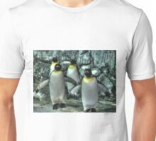 Four Penguins Unisex T-Shirt
