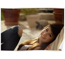 Breana: With a Warm Smile Poster