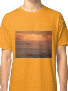 Sunset In The Clouds Classic T-Shirt
