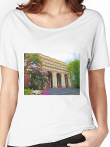 Tasmanian State Government Offices, Launceston Women's Relaxed Fit T-Shirt