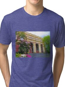 Tasmanian State Government Offices, Launceston Tri-blend T-Shirt