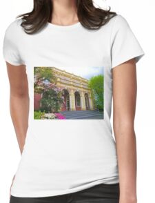 Tasmanian State Government Offices, Launceston Womens Fitted T-Shirt