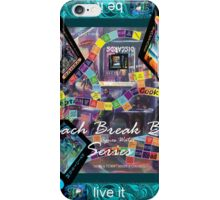 ETHOS - the game - Beach Break Bar indoor iPhone Case/Skin
