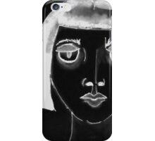 Black Zelda iPhone Case/Skin