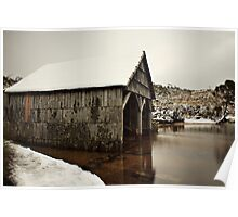 Snow Day_Cradle Mountain Poster