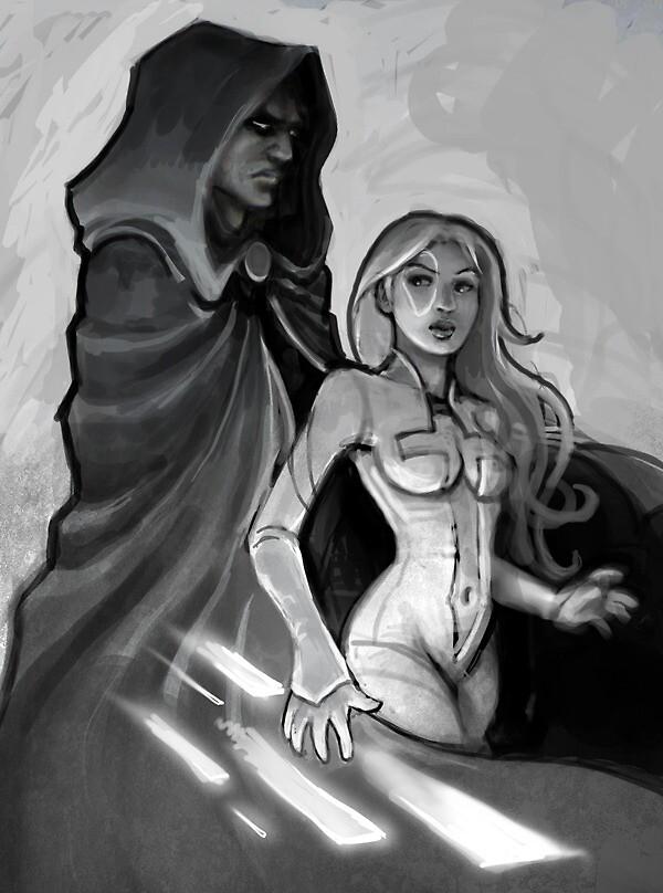 Cloak and Dagger by Georgia Patton