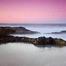 Rainbow Bay morning by Liza Yorkston