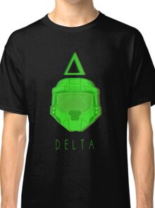 Red Versus Blue | Project Freelancer: Delta Classic T-Shirt