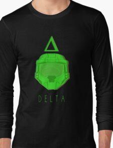 Red Versus Blue   Project Freelancer: Delta Long Sleeve T-Shirt