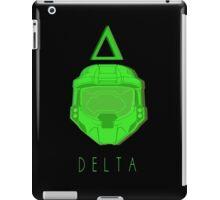 Red Versus Blue | Project Freelancer: Delta iPad Case/Skin