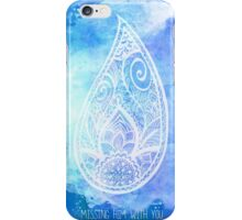 Missing Him With You iPhone Case/Skin