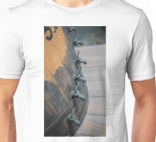 Wood Sake Barrel Unisex T-Shirt