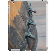 Wood Sake Barrel iPad Case/Skin