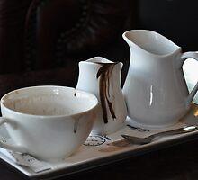chocolat au lait by Karen E Camilleri
