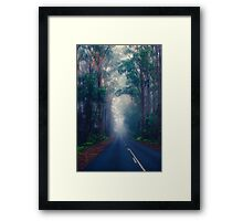 The Road Home... Framed Print