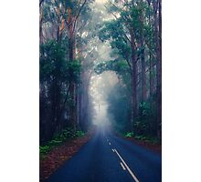 The Road Home... Photographic Print