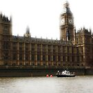 Houses of Parliament by MaggieGrace