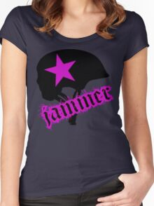 jammer panty Women's Fitted Scoop T-Shirt