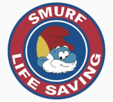 Smurf Life Saving by Diabolical