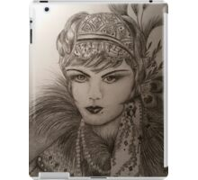 Flapper  iPad Case/Skin