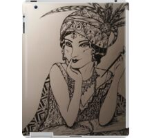 Sophia iPad Case/Skin