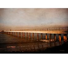 Perspective - Days Gone By Photographic Print