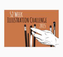 Rectangle 52-week Challenge Logo T-Shirt